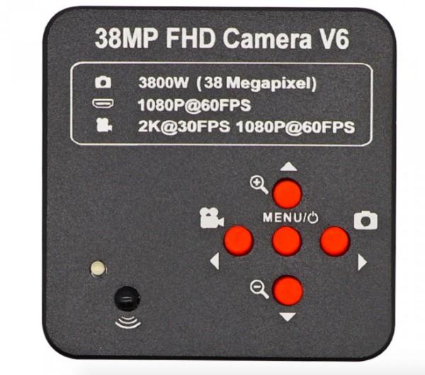 38MP HDMI USB Digital Video Mikroskop HD Kamera 1080P 60FPS USB C-Mount