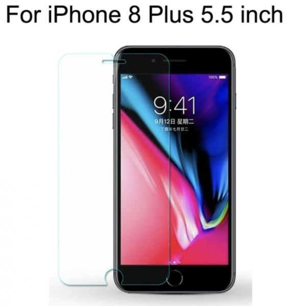 Panzerglas Folie Protection Glas für iPhone 8 PLUS