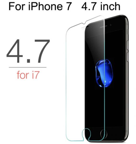 Panzerglas Folie Protection Glas für iPhone 7