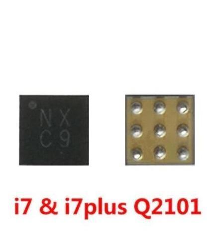iPhone 7 / 7 + Plus Usb Charging -moSfet 9Pin Q2101 CSD68827W IC BGA Chip