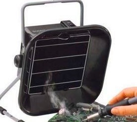 BAKU BK-493 Extractor Fans Smoke Absorb Exhaust Fan