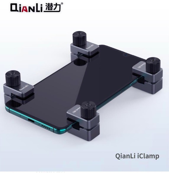 QIANLI iClamp Mobile LCD Screen Universal Leuchte für iphone Android ipad notebook Reparatur