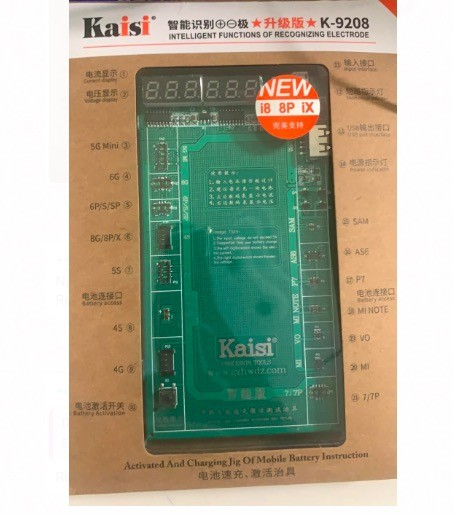 Kaisi Battery Tester/Charger Activation Board