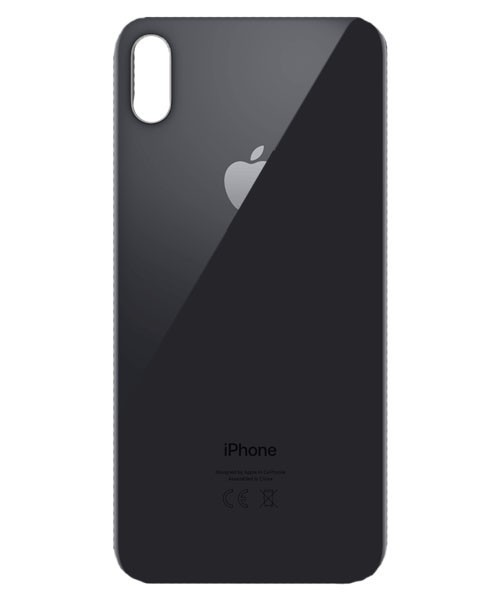 IPhone XS MAX Backcover Replacement Glass