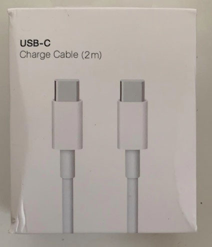 USB-C Charge Cable 2m