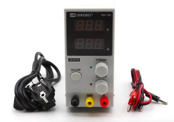 LW-K3010D 30 V 10A LED Display Einstellbar Mini Schaltregler DC Netzteil